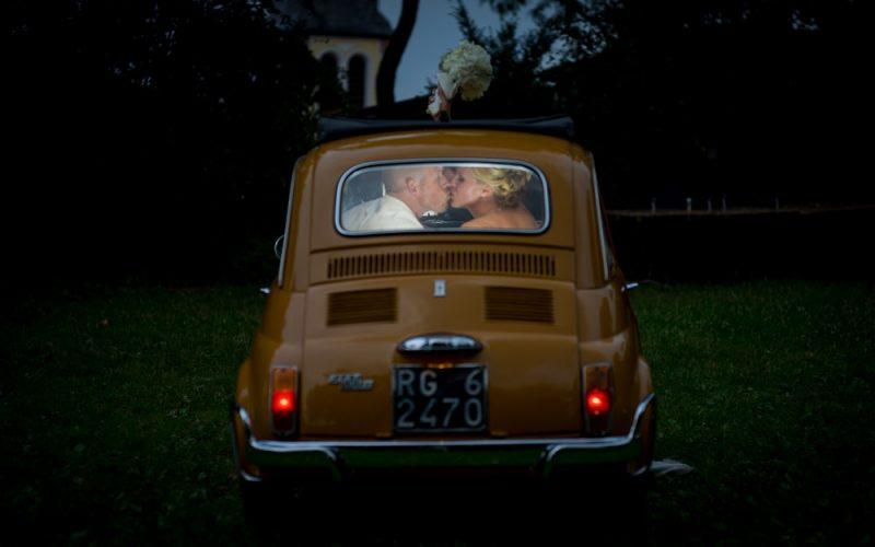 Schöne Hochzeit von Irina und Rene